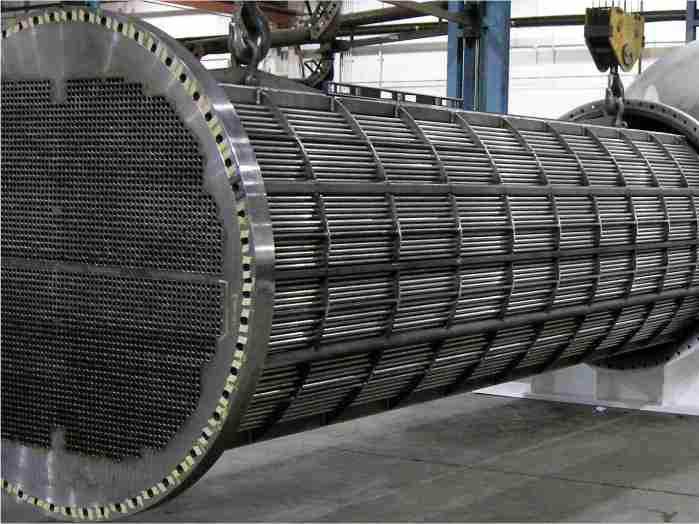 مبدلهای حرارتی در تجهیزات پتروشیمی